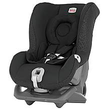 image of Britax First Class Plus Child Car Seat Black Thunder