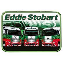 image of Eddie Stobart Trio Keepsake Tin