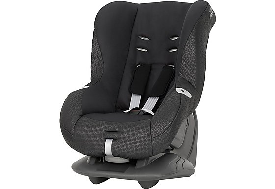 Britax Eclipse Child Car Seat Black Thunder