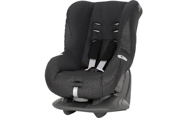Britax Eclipse Child Car Seat Black Thunder