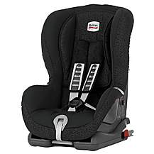 image of Britax Duo Plus Child Car Seat Black Thunder
