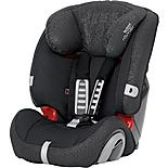 Britax Evolva 123 Child Car Seat Black Thunder