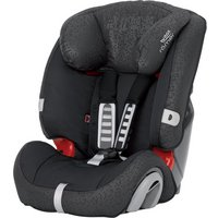 Britax Evolva 123 Child Car Seat - Black Thunder
