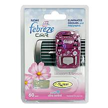 image of Febreze Blossom & Breeze Car Air Freshener