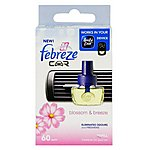 image of Febreze Blossom & Breeze Car Air Freshener Refill