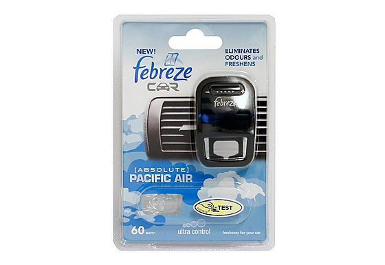 Febreze Pacific Air Car Air Freshener