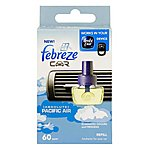 image of Febreze Pacific Air Car Air Freshener Refill