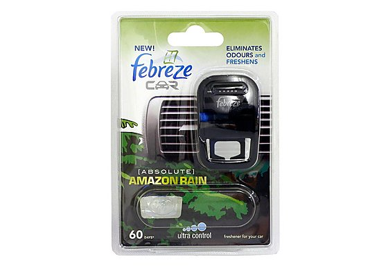 Febreze Amazon Rain Car Air Freshener