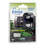 image of Febreze Amazon Rain Car Air Freshener