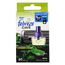 image of Febreze Amazon Rain Car Air Freshener Refill