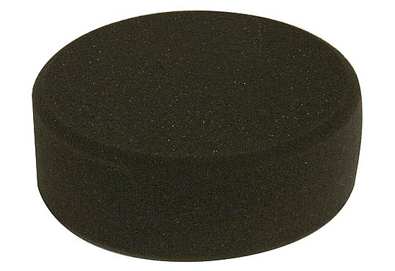 Halfords Hook and Loop Pad 150mm - Soft Foam