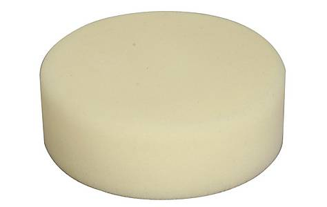 image of Halfords Hook and Loop Pad 150mm - Medium Hard Foam