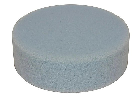 Halfords Hook and Loop Pad 150mm -  Medium Foam