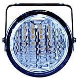 Ring Apollo Round LED Daytime Running Lights