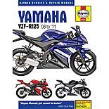 Haynes Yamaha YZF-R125 (08-11) Manual
