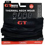 GTmoto Thermal Neckwear - Black - 1 Pack 2017