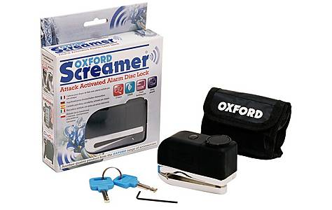image of Oxford Screamer Alarm Disc Lock