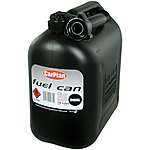 image of Halfords Black Plastic Diesel Can 10L