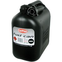 Halfords Black Plastic Diesel Can 10L