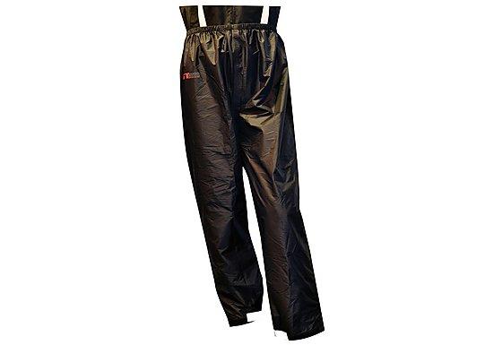GTmoto Compact Rain Trousers Large