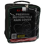 image of GTmoto  Motorcycle Rain Cover Medium
