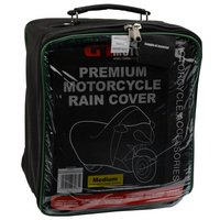 GTmoto Motorcycle Rain Cover Medium