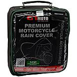 GTmoto Motorcycle Rain Cover Large