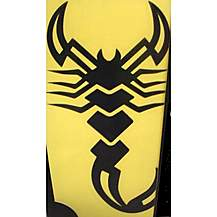 image of Scorpion Diamond Vinyl Cut Graphic