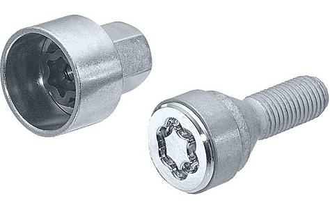 image of McGard Ultra High Security Locking Wheel Bolts 27203SL