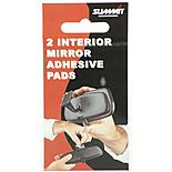 Summit Adhesive Car Mirror Pads