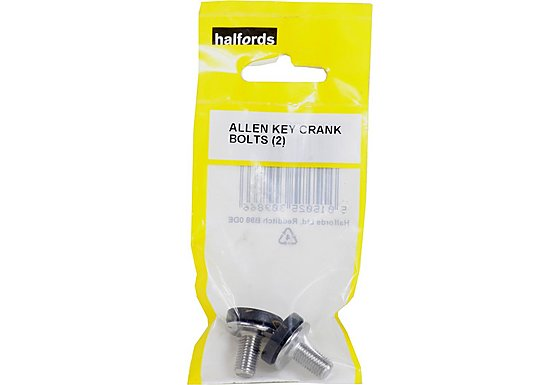 Halfords Allen key Crank bolts
