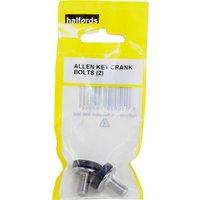 Halfords Allen key Crank bolts