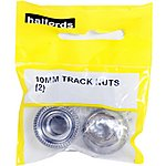 image of Halfords 10mm Wheel Track Nuts