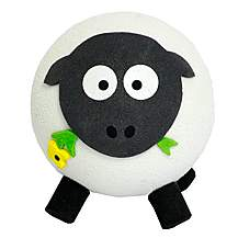 image of Sheep Aerial Topper