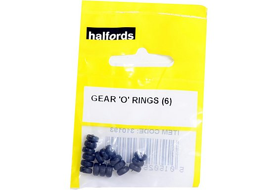 Halfords Gear O Rings