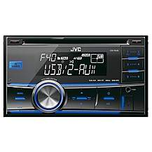 image of JVC KW-R400 2-DIN USB/CD Receiver with Dual Aux