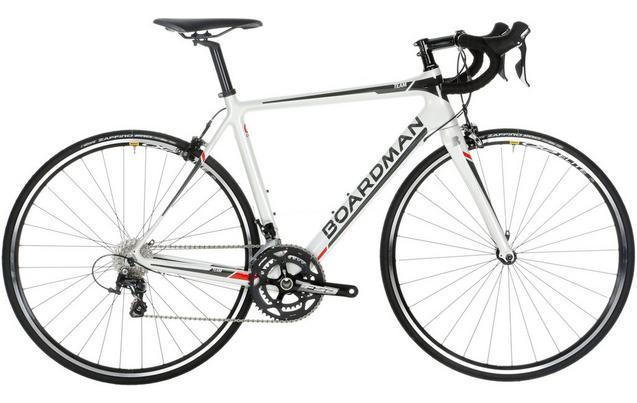 Boardman Road Team Carbon Bike 51