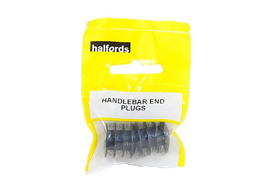 Halfords Handlebar End Plugs