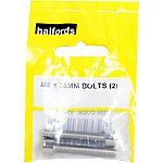 image of Halfords M6 x 35mm bolts