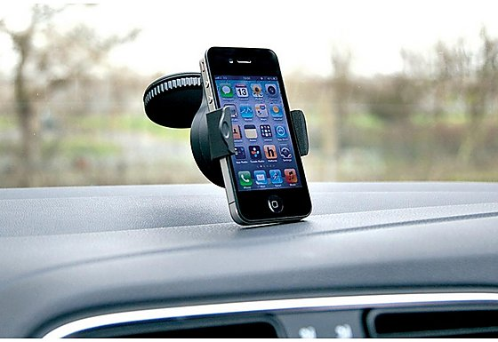 Halfords Universal Mobile Phone Holder