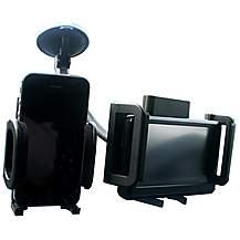image of Halfords Twin Phone Holder & GPS Holder