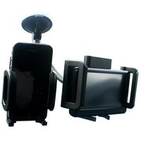 Halfords Twin Phone Holder & GPS Holder