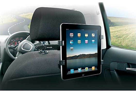 Halfords Headrest iPad & Tablet Mount