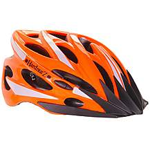 image of HardnutZ Hi Vis Orange Road Bike Helmet - 54-62cm