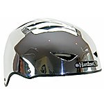 image of HardnutZ Auto Chrome Street Bike Helmet - Small (51-54cm)