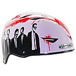 image of HardnutZ The Dogz Street Bike Helmet - Medium 54-58cm
