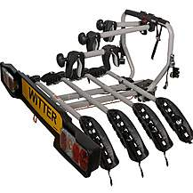 image of Witter ZX204 Bolt-on 4-Bike Rack