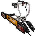 Witter ZX202 Bolt-on 2-Bike Rack