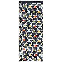 image of Olive and Orange by Orla Kiely Sleeping Bag - Olive