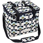 image of Olive and Orange by Orla Kiely Family Cool Bag